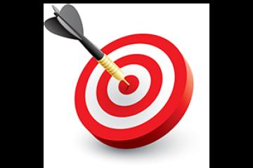 Gemstone Target