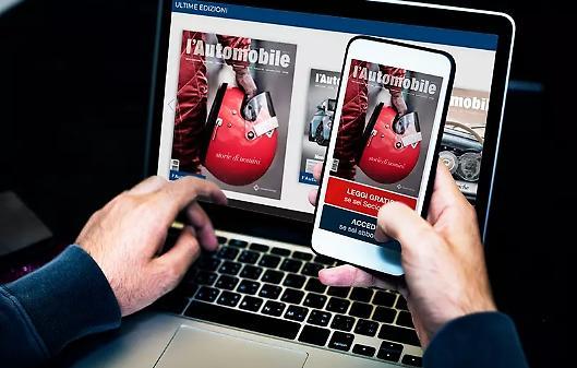A new digital platform for L'Automobile!