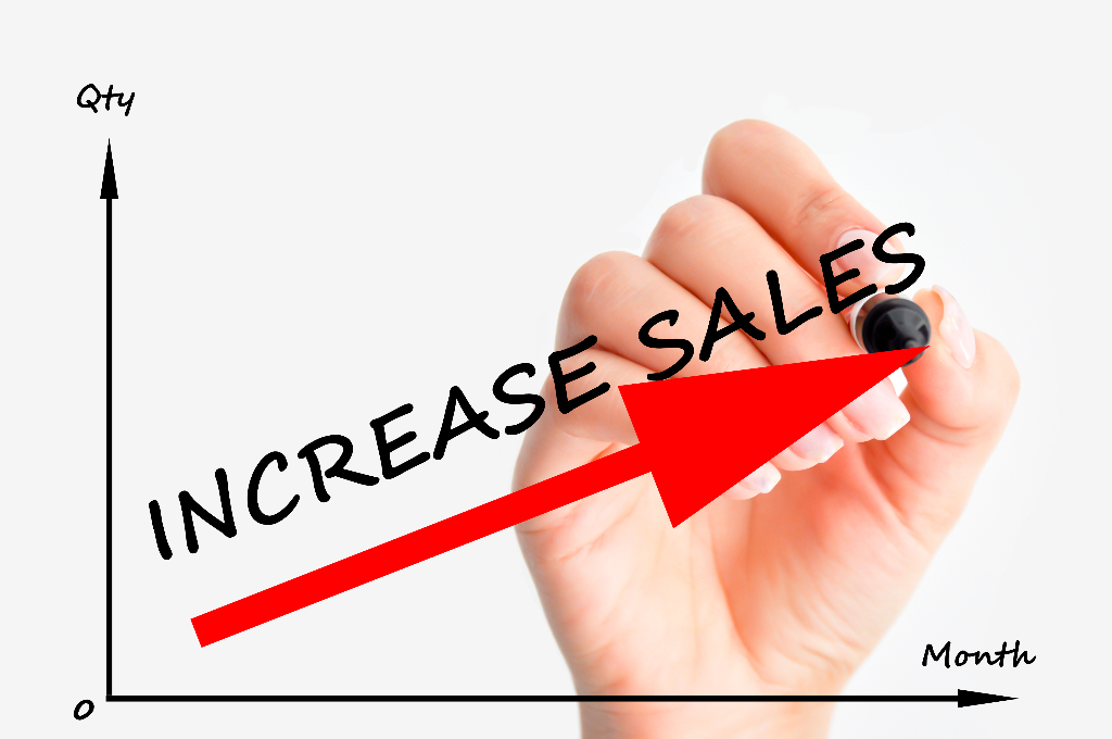 Set sales targets, then measure performance