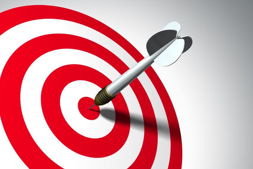 Set Targets, then Track Performance